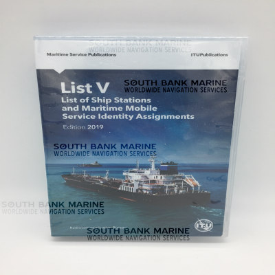 List V – List of Ship Stations & Maritime Mobile Service Identity Assignments 2019 Ed