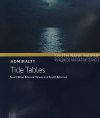 NP207 Tide Tables Vol. 7 2020