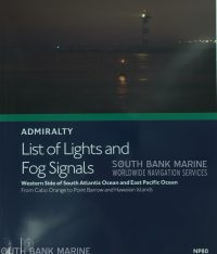 NP80 List of Lights & Fog Signals Vol G