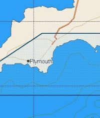 C-Map Local Chart English Channel Western Lizard To Weymouth