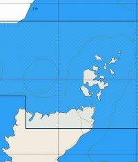 C-Map Local Chart Orkney Islands