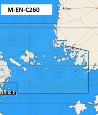 C-Map NT+ Wide Chart EN-C260 Aaland Passages