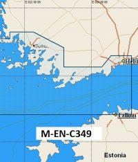 C-Map NT+ Wide Chart EN-C349 Tallinn To Jurmo Is To Helsinki