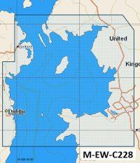 C-Map NT+ Wide Chart EW-C228 Lleyn Peninsula To North Channel