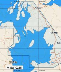 C-Map NT+ Wide Chart EW-C235 Irish Sea To North Channel