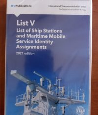 List V – List of Ship Stations & Maritime Mobile Service Identity Assignments 2021