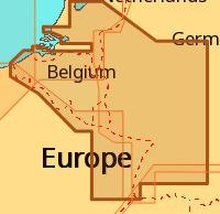 EN-M076 Belgium Inland & River Rhein