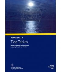 NP205 Tide Tables Vol. 5 2021