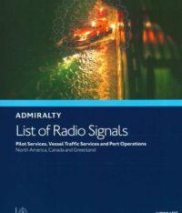 NP286(5) List of Radio Signals Vol. 6 Part 5
