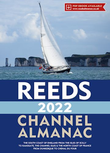 Reeds Channel Almanac 2022 – DUE FOR RELEASE 19th AUGUST – PRE ORDER ONLY