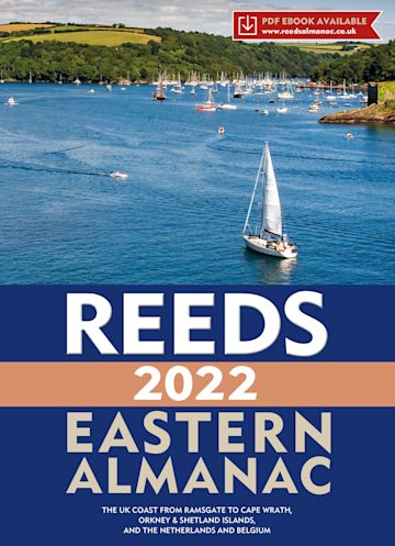 Reeds Eastern Almanac 2022 – DUE FOR RELEASE 19th AUGUST – PRE ORDER ONLY