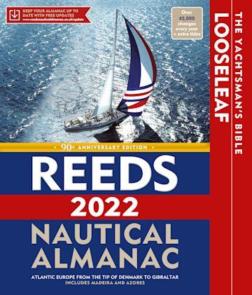Reeds Nautical Almanac Looseleaf (inc Binder) 2022